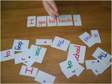 early writing activities for preschoolers